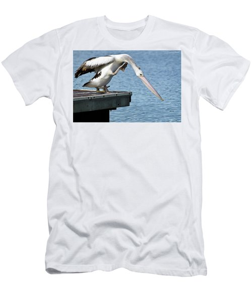 Pelican Beauty 66633 Men's T-Shirt (Slim Fit) by Kevin Chippindall