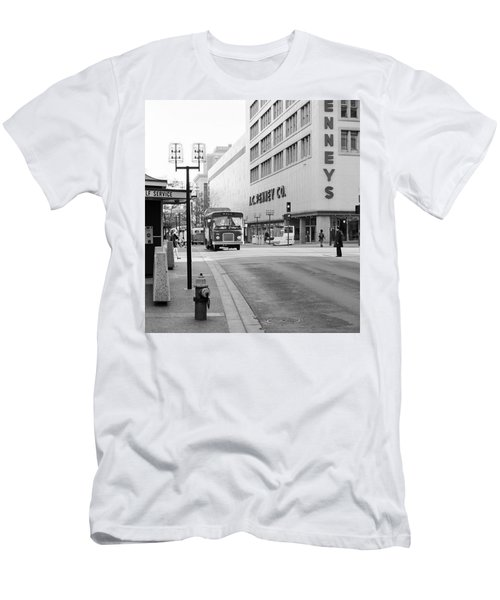 Penney's On The Mall Men's T-Shirt (Athletic Fit)