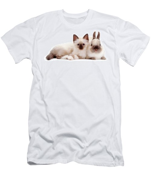 Perfectly Paired Pals Men's T-Shirt (Athletic Fit)
