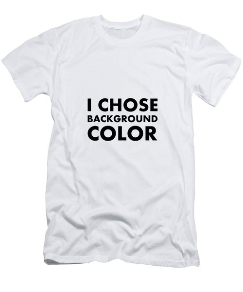 Personal Choice Men's T-Shirt (Athletic Fit)