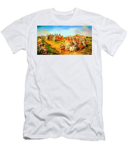Peter's Delirium Men's T-Shirt (Athletic Fit)