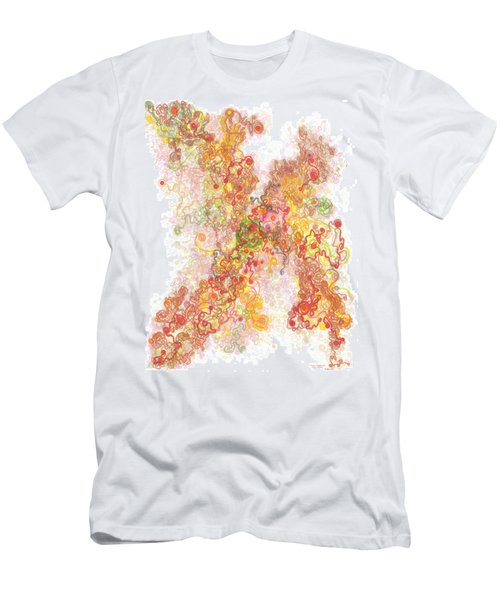 Phase Transition Men's T-Shirt (Slim Fit) by Regina Valluzzi