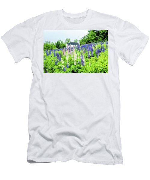 Photographers Dream Or Allergy Nightmare Men's T-Shirt (Slim Fit) by Greg Fortier