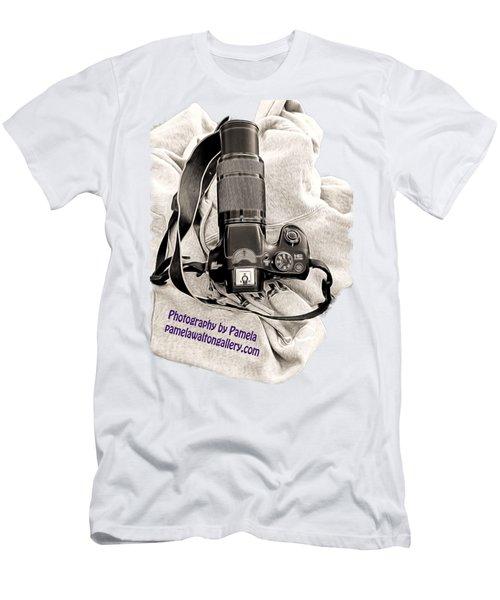 Photography By Pamela Men's T-Shirt (Slim Fit) by Pamela Walton