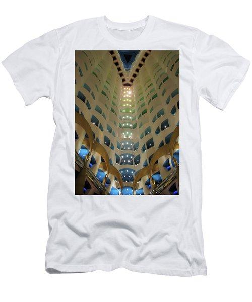 Pick Your Floor/color Men's T-Shirt (Athletic Fit)