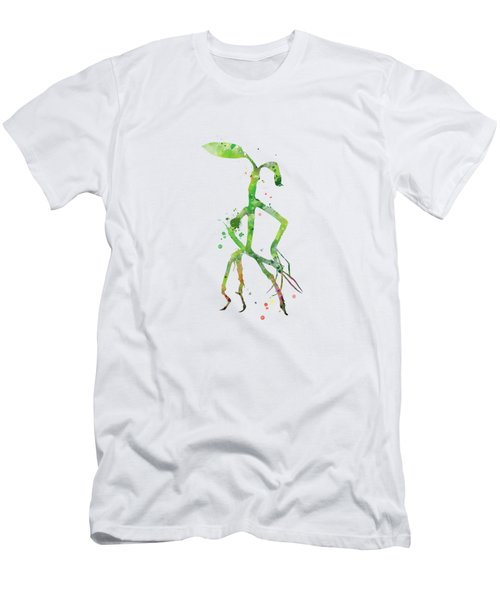 Pickett Bowtruckle Men's T-Shirt (Athletic Fit)