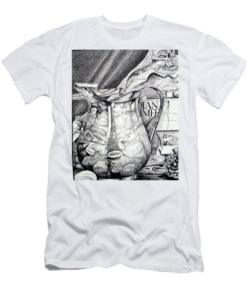 Picture Of Pitcher Men's T-Shirt (Athletic Fit)