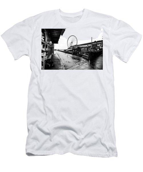 Pierspective  Men's T-Shirt (Athletic Fit)
