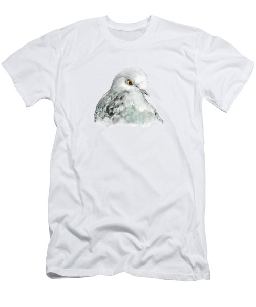 Pigeon Men's T-Shirt (Athletic Fit)