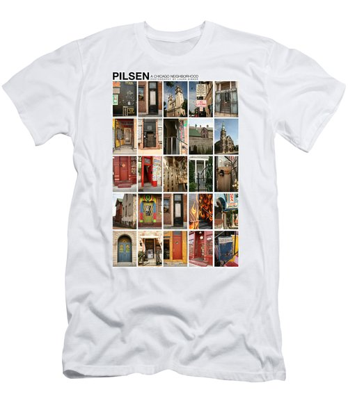 Pilsen Men's T-Shirt (Athletic Fit)