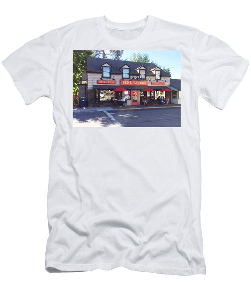 Pine Tavern Men's T-Shirt (Athletic Fit)