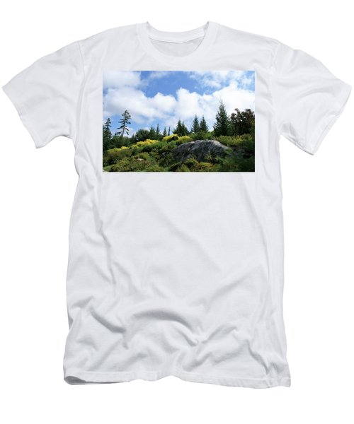 Pines At The Top Men's T-Shirt (Athletic Fit)