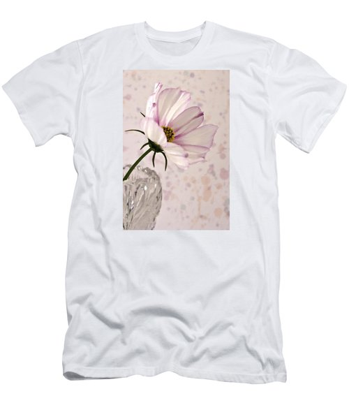 Pink Cosmo - Digital Oil Art Work Men's T-Shirt (Athletic Fit)