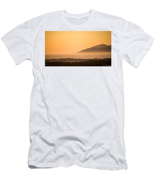 Pismo Sunrise Men's T-Shirt (Athletic Fit)
