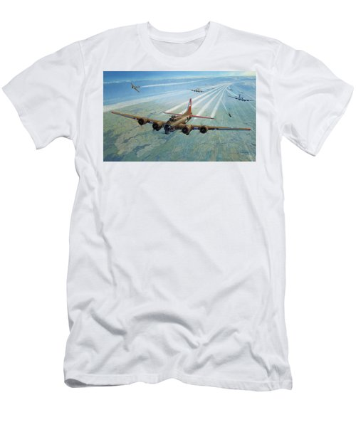 Plane Men's T-Shirt (Athletic Fit)