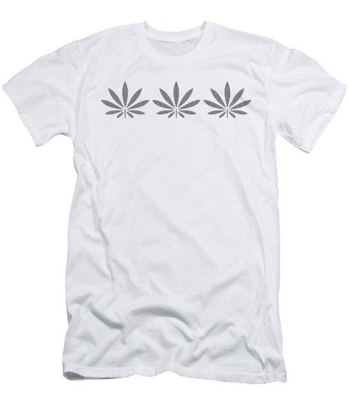 Plant Trio  Men's T-Shirt (Athletic Fit)