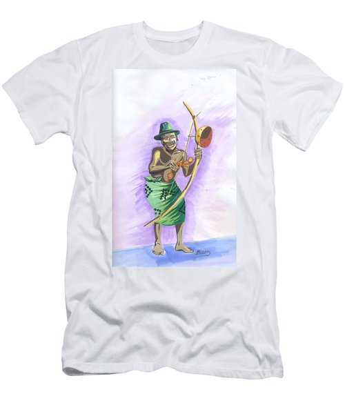 Player Umuduri From Rwanda Men's T-Shirt (Athletic Fit)