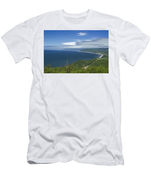 Pleasant Bay - Cape Breton Island Men's T-Shirt (Athletic Fit)