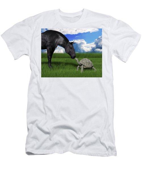 Pleasure To Meet You Men's T-Shirt (Athletic Fit)