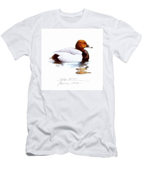 Pochard Men's T-Shirt (Athletic Fit)
