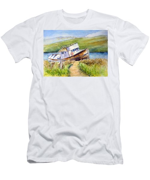 Point Reyes Relic Men's T-Shirt (Athletic Fit)