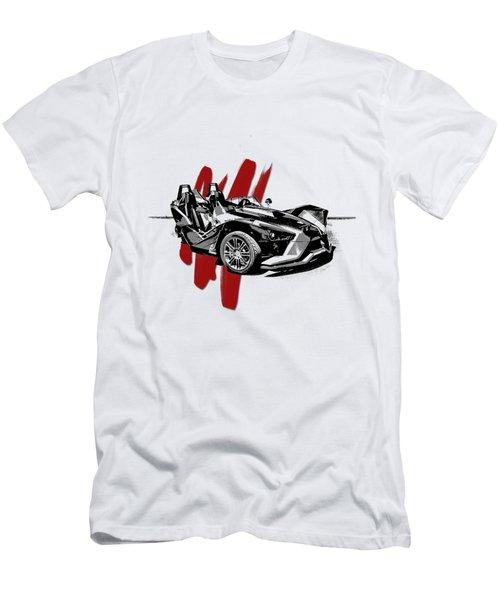 Polaris Slingshot Graphic Men's T-Shirt (Athletic Fit)