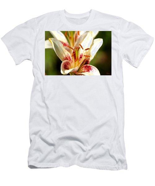 Pollen Invitation Men's T-Shirt (Athletic Fit)