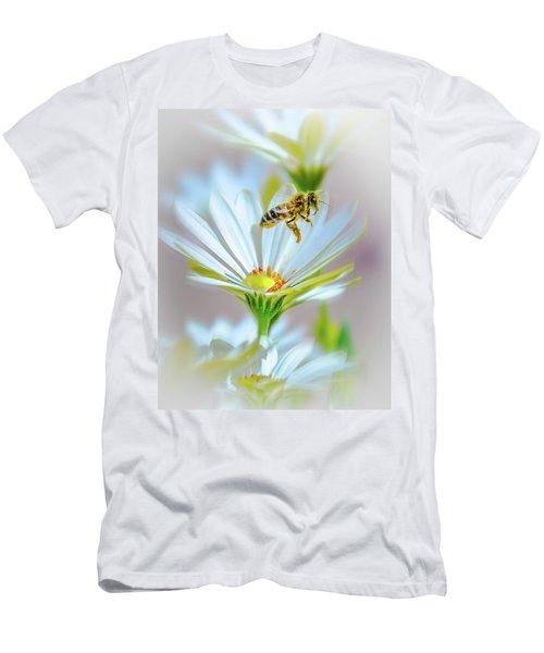 Pollinator Men's T-Shirt (Slim Fit) by Mark Dunton