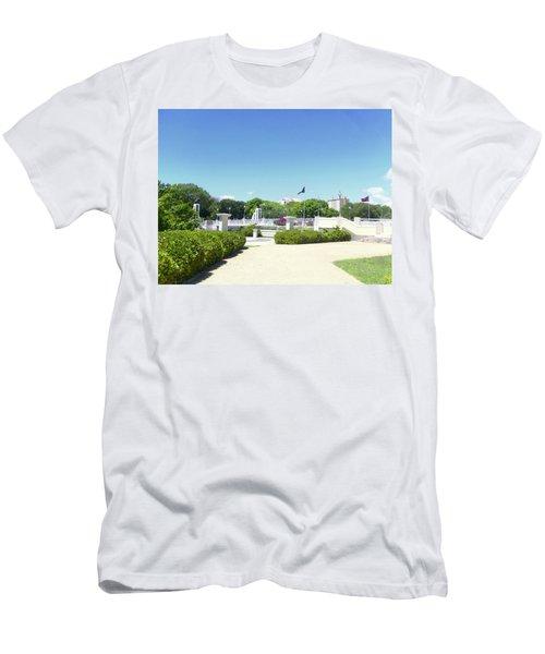 Ponce's Ecological Park Men's T-Shirt (Athletic Fit)