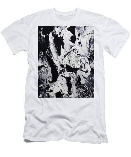 Men's T-Shirt (Slim Fit) featuring the photograph Ponderosity by Lynda Lehmann
