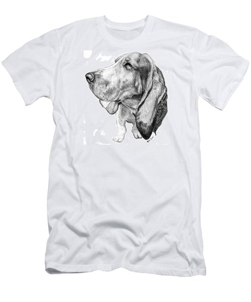 Pooch Men's T-Shirt (Slim Fit) by Mike Ivey