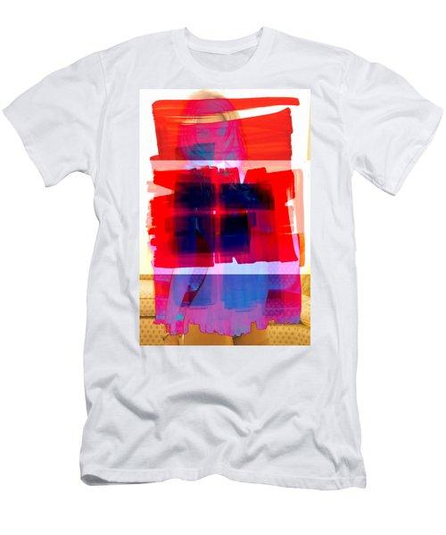 Pop Nude Men's T-Shirt (Athletic Fit)