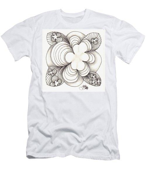 Popcloud Blossom Men's T-Shirt (Athletic Fit)
