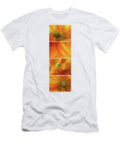 Poppy Love Men's T-Shirt (Athletic Fit)