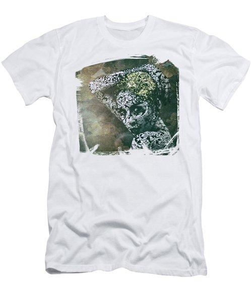 Porcelain Stare Men's T-Shirt (Athletic Fit)