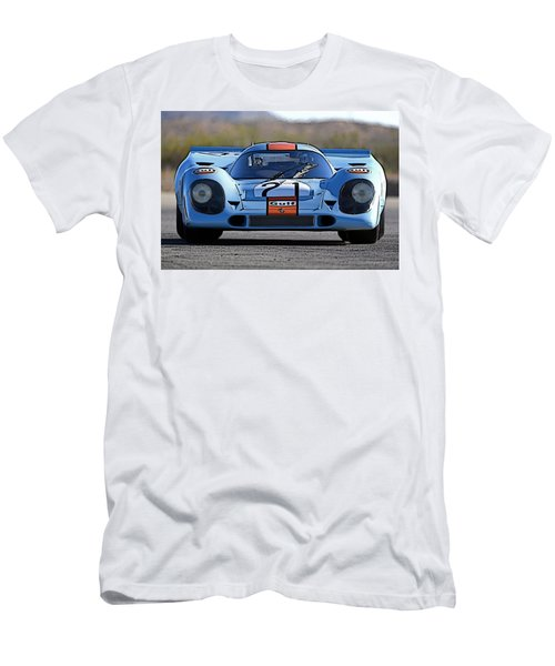 Porsche 917 Shorttail Men's T-Shirt (Athletic Fit)