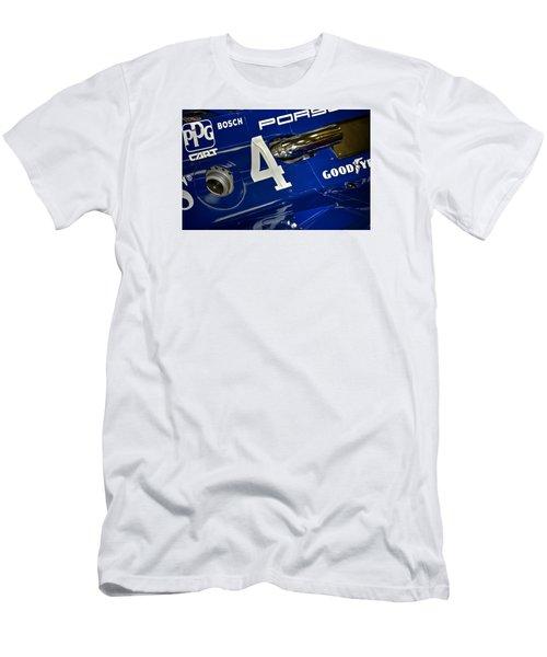 Porsche Indy Car 21167 Men's T-Shirt (Athletic Fit)