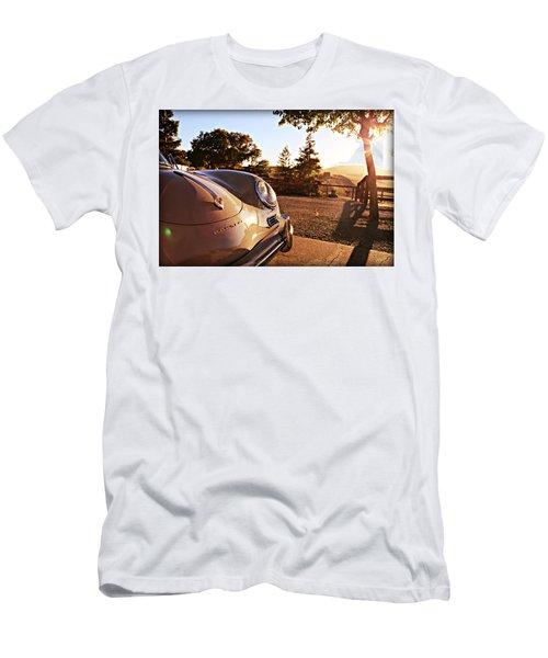 Porsche Sundown Men's T-Shirt (Athletic Fit)