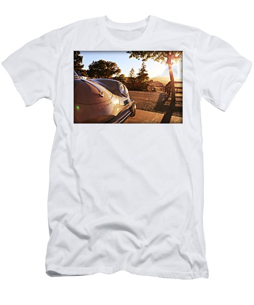 Porsche Sundown Men's T-Shirt (Athletic Fit)