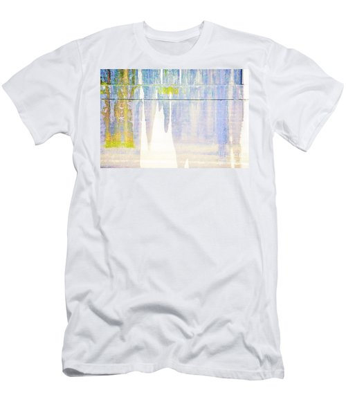 Portland Bridge Support Men's T-Shirt (Athletic Fit)
