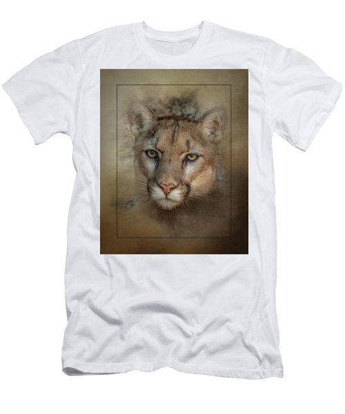 Portrait Of Cruz Men's T-Shirt (Athletic Fit)