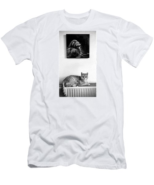 Portraitiere Mich. Jetzt.  #imhotep Men's T-Shirt (Athletic Fit)