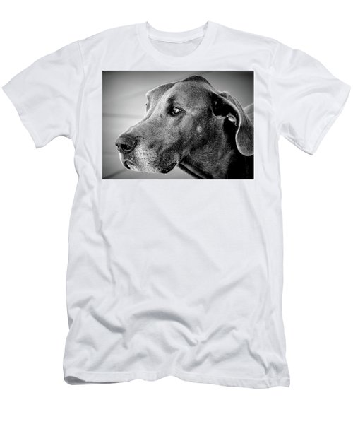 Men's T-Shirt (Slim Fit) featuring the photograph Powerful Majesty by Barbara Dudley