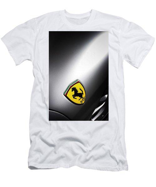 Prancing Horse Men's T-Shirt (Athletic Fit)