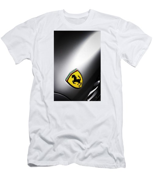 Prancing Horse Men's T-Shirt (Athletic Fit)