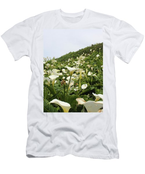 Men's T-Shirt (Slim Fit) featuring the photograph Preaching To The Choir by Marie Neder