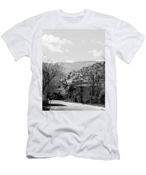 Pretoro - Landscape Men's T-Shirt (Athletic Fit)