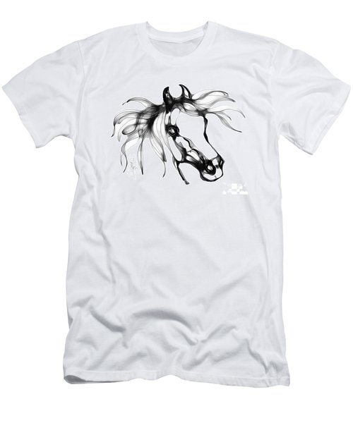 Pretty Filly's Ears Men's T-Shirt (Athletic Fit)