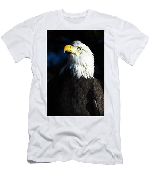 Men's T-Shirt (Slim Fit) featuring the photograph Pride And Power by Kristal Kraft