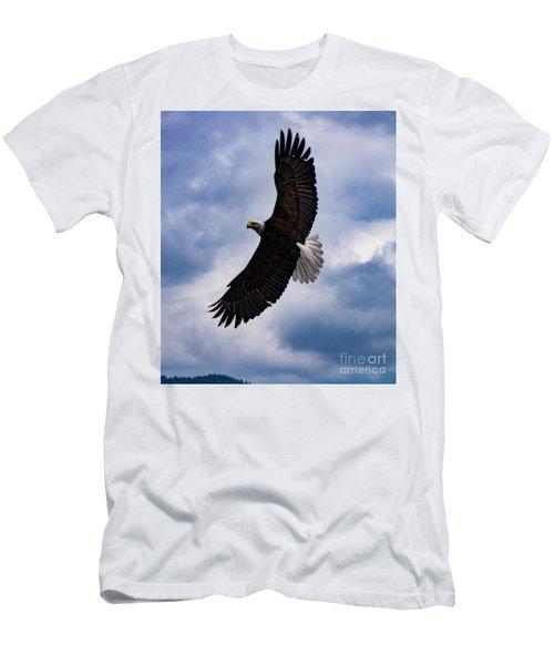 Prince Rupert Soaring Eagle Men's T-Shirt (Athletic Fit)